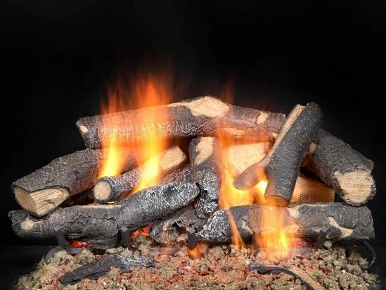 Fireside Supreme Oak Gas Log Set