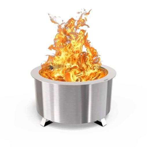Breeo Double Flame 24 Smokless Fire Pit