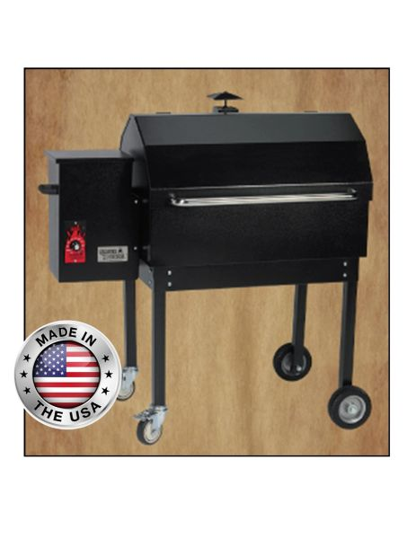 "Smokin' Brothers Traditional 30"" Pellet Grill"