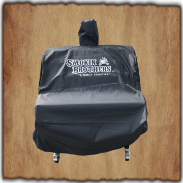 Smokin' Brothers Cover for Premier Plus Grills