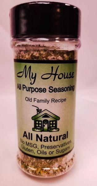 My House All Purpose Seasoning