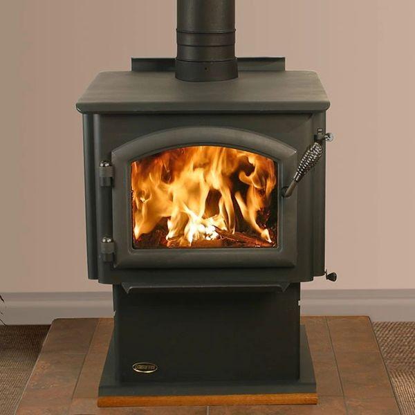 Quadra-Fire Millennium Series Wood Burning Stove