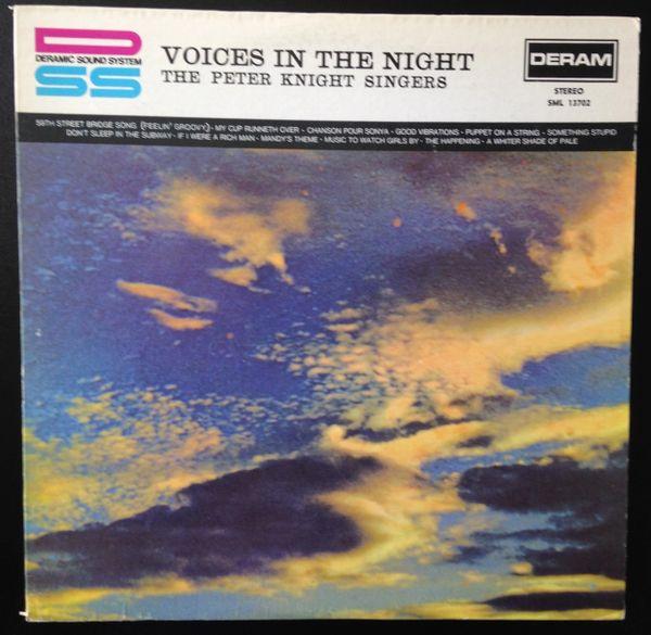 KNIGHT, PETER SINGERS (LP)