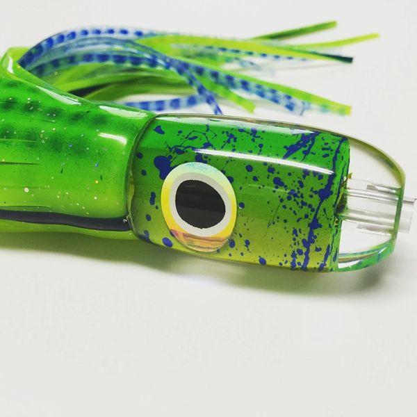 Custom Painted Hellfire Bullet Mahi