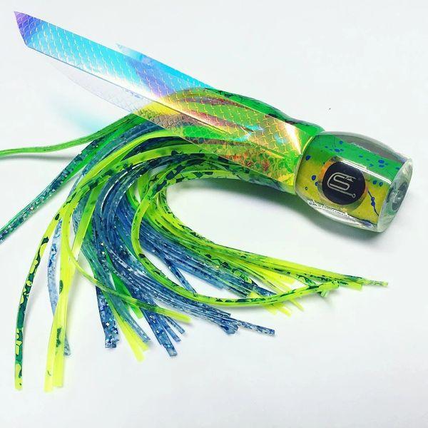 Loco Motive Jr  - Painted Mahi