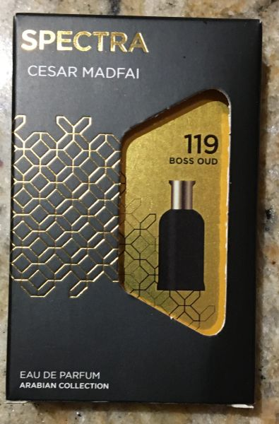 BOSS OUD - SPECTRA ARABIAN COLLECTION - 119