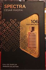 Oud Speciale - SPECTRA ARABIAN COLLECTION - 106