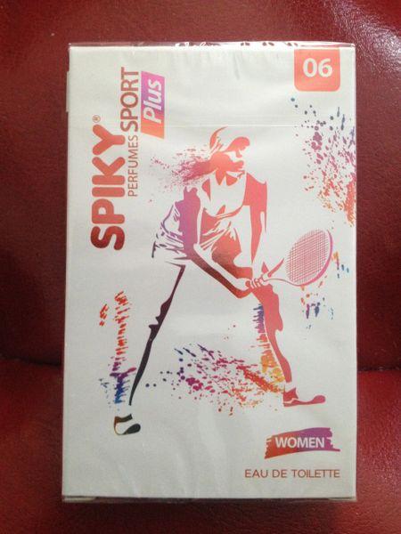 Spiky Sport 06 - Tenis - Clean Musk Scent