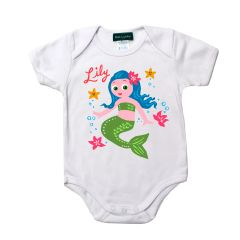 Little Mermaid Bodysuit