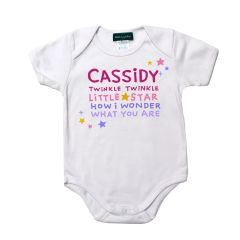 Twinkle Twinkle Little Star Bodysuit