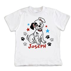 Dalmation Puppy Shirt