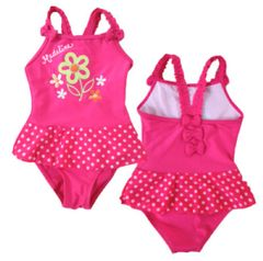 Toddler Girl 1PC Swimsuit