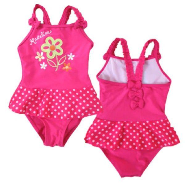 Toddler Girl 1PC Swimsuit