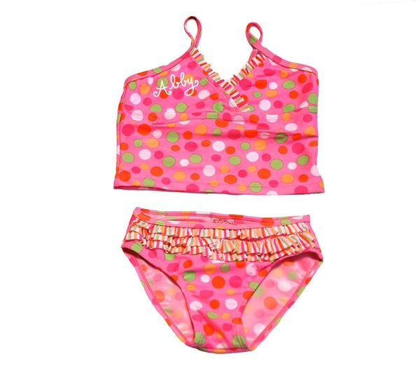 Tankini 2PC Bathing Suit