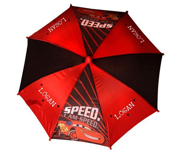 Disney Cars Lighting McQueen Umbrella