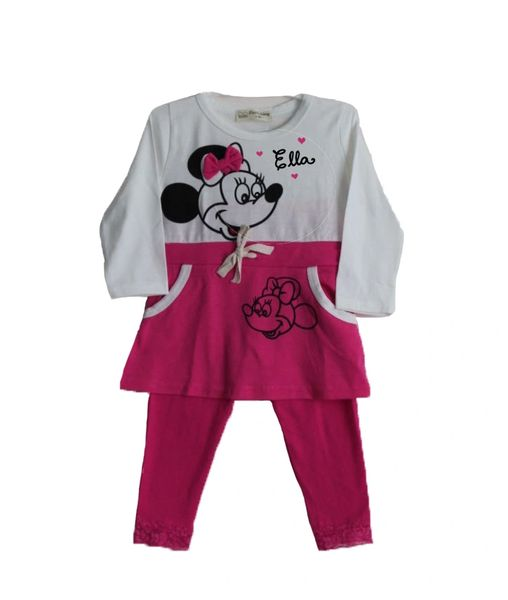 Minnie Mouse 2PC Set