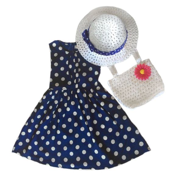 Polka Dot Dress Set