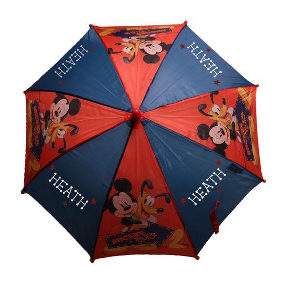 Disney Mickey & Pluto Umbrella