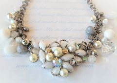 BIANCA - Bridal Statement Necklace