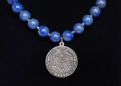 LARRA - Lapis Lazuli Necklace