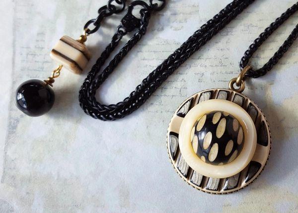 WILLA - Art Deco Necklace