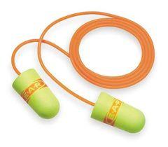 1 Cordless Ear Plugs earplugs 20 pr Howard Leight Max