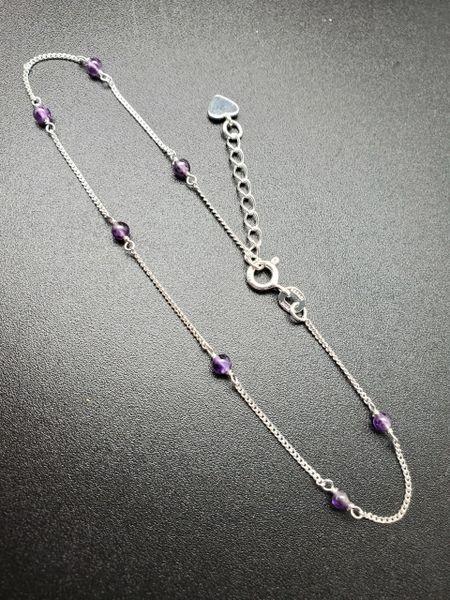 ANK040 - Amethyst beads