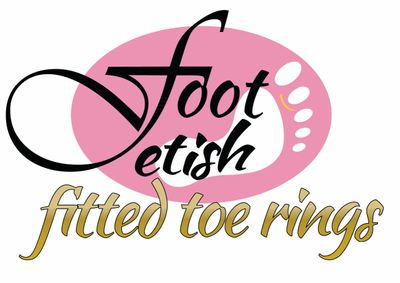 Foot Fetish Fitted Toe Rings