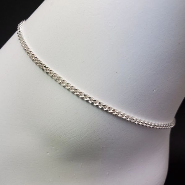 ANK132 - 2.2 MM Diamond Cut Curb