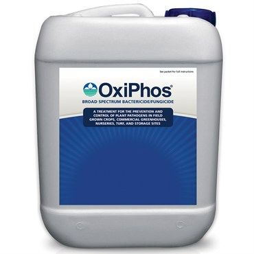 BioSafe Systems - OxiPhos SYSTEMIC BACTERICIDE/FUNGICIDE 2.5 gallons
