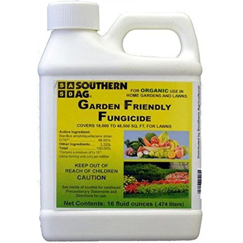 GARDEN FRIENDLY FUNGICIDE (Organic)