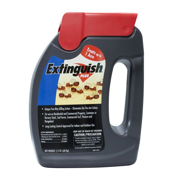Extinguish Plus Fire Ant Bait -(1.5 lb)