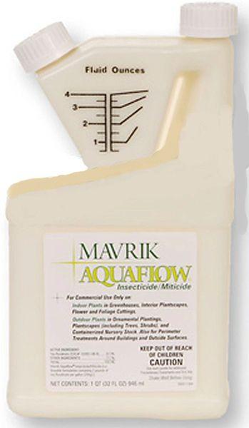 Mavrik Aquaflow Insecticide / Miticide (32oz Quart)