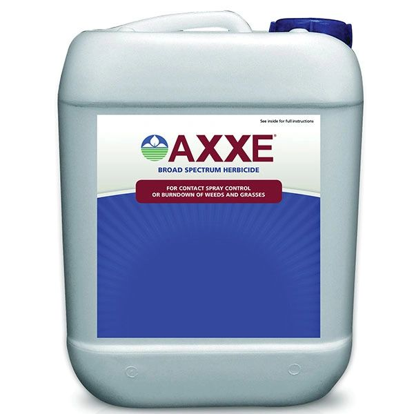AXXE Broad Spectrum Herbicide, OMRI LIsted, (2.5 Gallons)