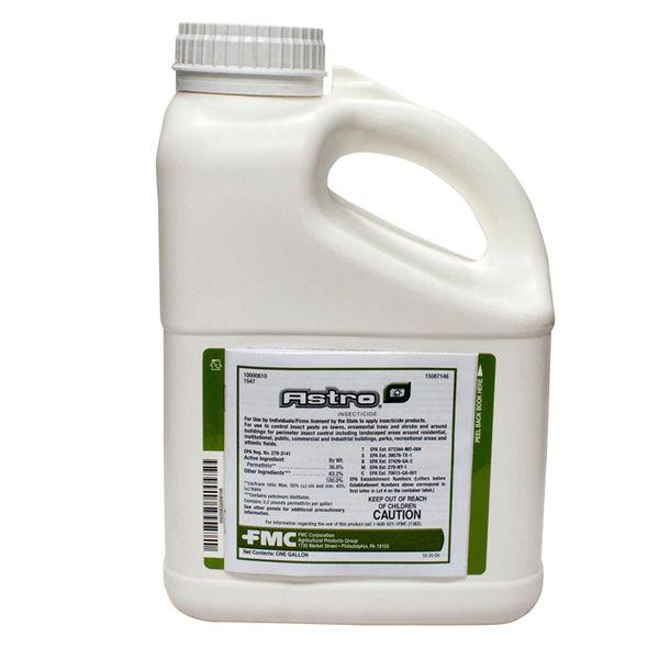 FMC Astro Insecticide T&O - Permethrin 36.8%, (1 Gallon)