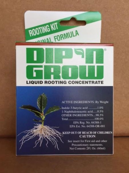 Dip N Grow Liquid Rooting Concentrate, The one that WORKS ! 2 oz., Pints, Gallons)