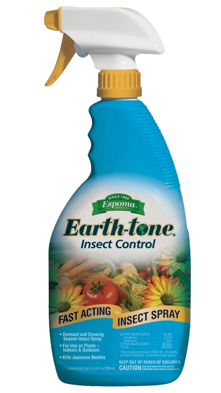 Espoma Organic Earth-Tone Insect Control - 24 oz Spray