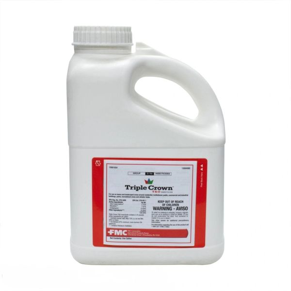 FMC Triple Crown T&O Insecticide (Gallon)