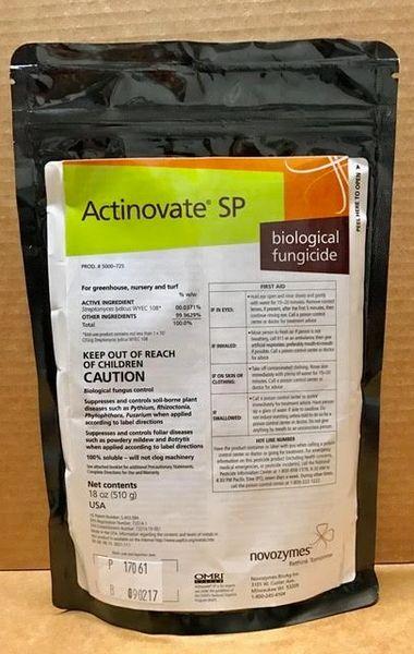 Actinovate SP Biological Fungicide - (18 oz ) Expires 10/19/2021