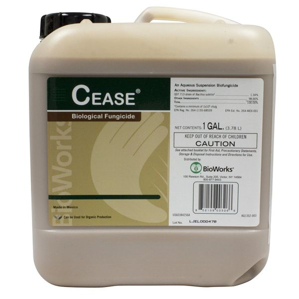 Cease Biological Fungicide - (Gallon)