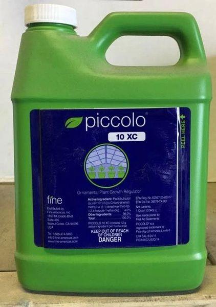 Piccolo 10 XC Plant Growth Regulator - (Quart & Gallon)