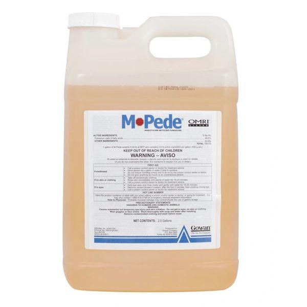 M-PEDE Organic Insecticide, Miticide, Fungicide (OMRI listed) (2.5 gallon jug)