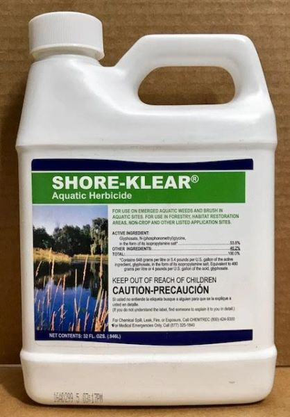 Shore Klear Aquatic Herbicide (Quart)