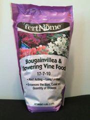 Fertilome Bougainvillea & Flowering Vine Food 17-7-10 (4 lbs)
