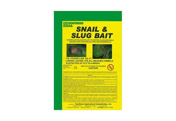 Snail & Slug Bait - 40 Pounds