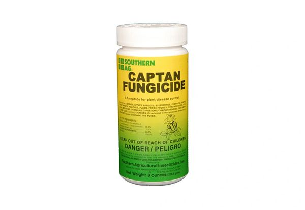 CAPTAN FUNGICIDE - 8oz and 30 pound size