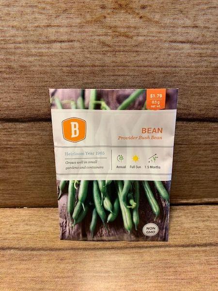 BEAN - Provider Bush Bean