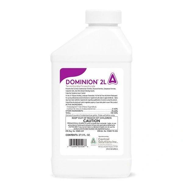 Dominion 2L Termiticide/Insecticide , 27.5 fl oz.