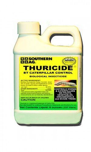 THURICIDE® BT CATERPILLER CONTROL (Pint)