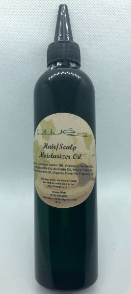 Hair/Scalp Moisturizing Oil